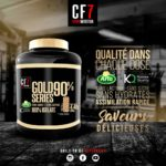 WHEY ISOLATE – GOLD SERIES 90% – Arla 2KG