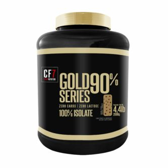 WHEY ISOLATE – GOLD SERIES 90%