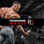 Programme Homme – Prise de Masse
