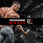 PACK COACHING MASSE HOMMES CF7- ACCESSOIRES + PROGRAMMES
