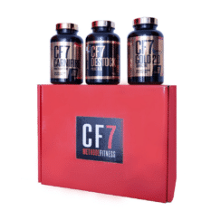 RED BOX CHALLENGE CF7