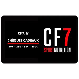 eChèque-cadeau CF7.fr