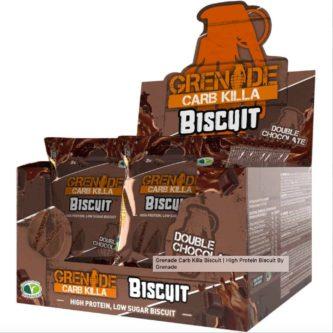 Carb Killa Biscuit Grenade