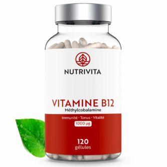 Vitamine B12 Naturelle Nutrivita