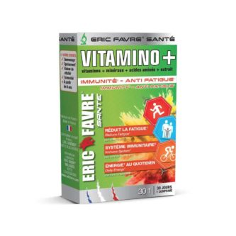 Vitamino+ Eric Favre