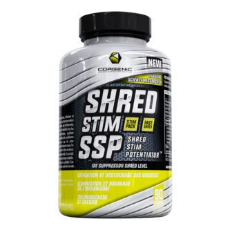 Shred Stim SSP Corgenic