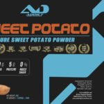 Sweet Potato 100% Natural Addict Sport Nutrition