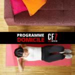 Programme à domicile CF7