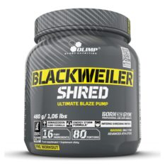 Blackweiler Shred Olimp Sport Nutrition