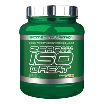 Zero Sugar Zero Fat Isogreat Scitec Nutrition