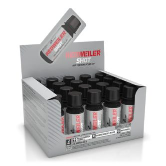 Redweiler Shots Olimp Sport Nutrition