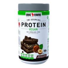 Protéines Vegan Eric Favre