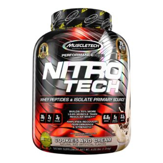 Nitro-Tech MuscleTech