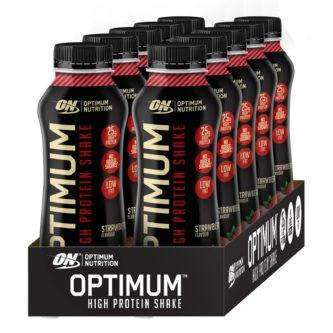 High Protein Shake Optimum Nutrition