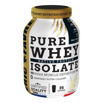 Pure Whey 100% Isolate Eric Favre