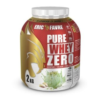 Pure Whey Zero Eric Favre