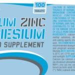 Calcium Zinc Magnesium BioTech USA