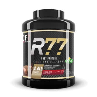 R77® Whey Testo Booster + Créatine