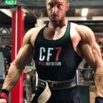 Débardeur Fitness CF7 Homme
