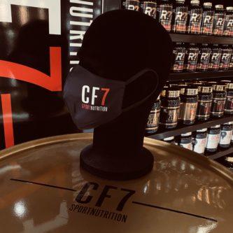 Masque en tissu lavable CF7