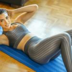 exercices abdominaux maison